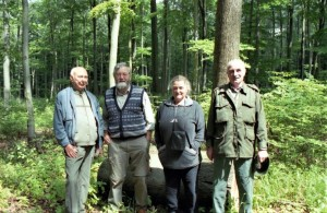 Forstgenossenschaft Bornum Gruppenbild 28-1-2018