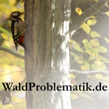 WaldProblematik Logo